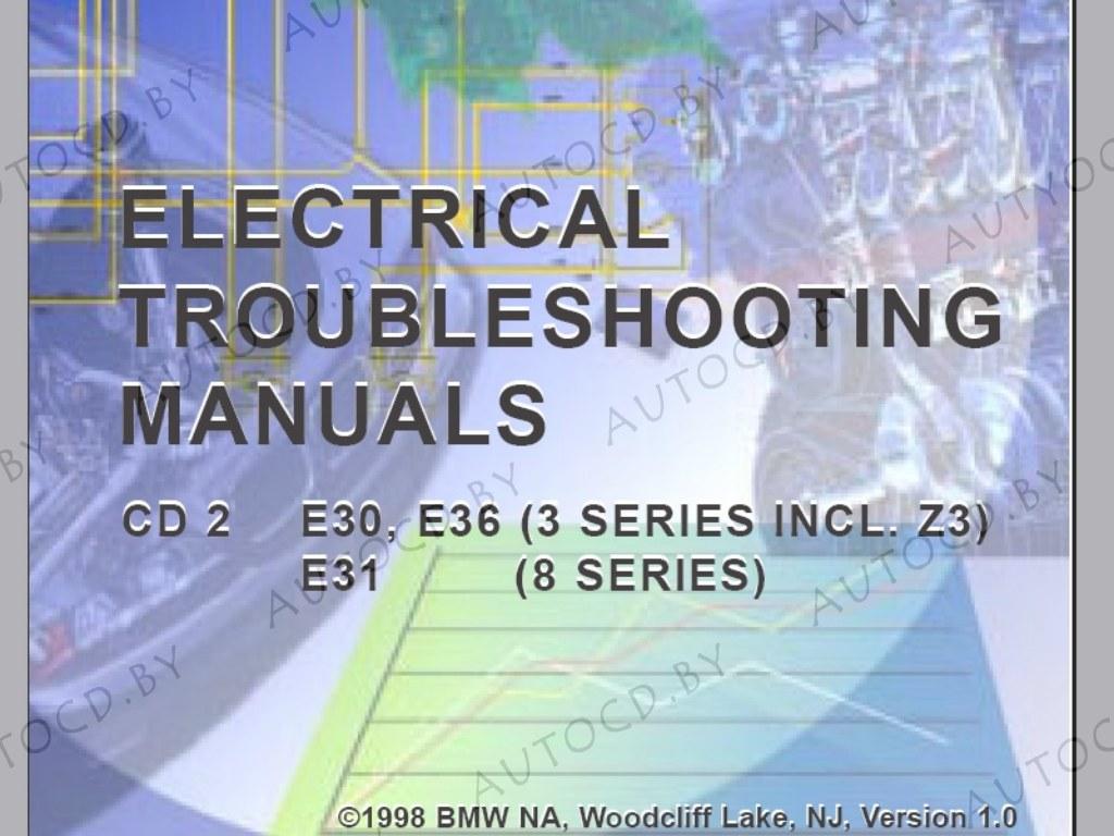 В программе представлена полная информация по всей электронике автомобиля.  Все электрические схемы на BMW...