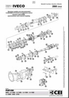 каталог запчастей Fuller, Eaton, Mack, Rockwell, Iveco, Scania, MB_ZF, Renault, Ricambi, Scania, Volvo
